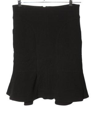 Marni Jupe à plis noir style décontracté
