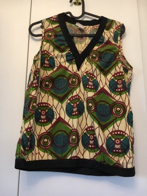 Marni for H&M Ethno Muster Bluse