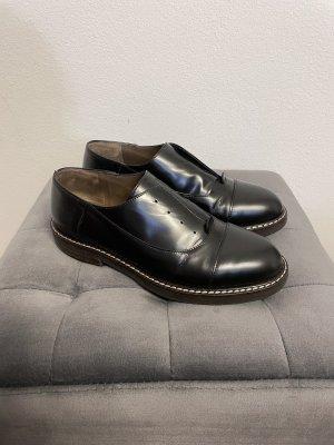 Marni Sneaker con tacco nero