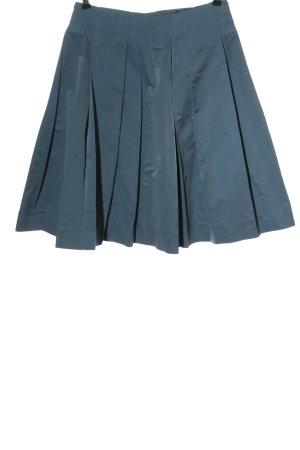 Marni Rozkloszowana spódnica niebieski W stylu casual