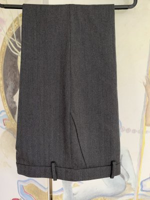 Marni Marlene Trousers anthracite wool