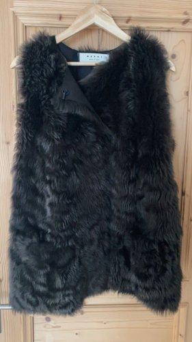 *MARNI* Lammfell Weste Shearling Vest IT40/Dt36