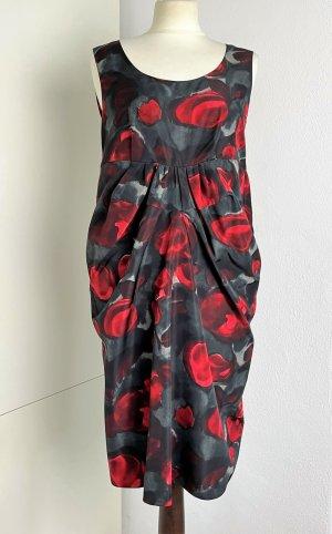 Marni Robe mi-longue multicolore polyester