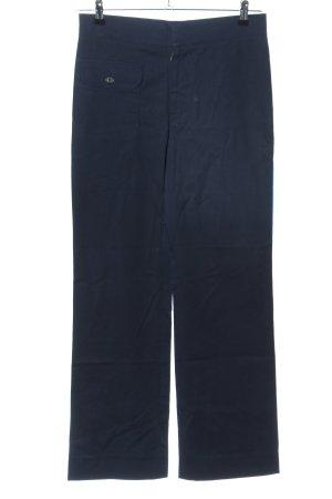 Marni Spodnie Marlena czarny-niebieski W stylu casual
