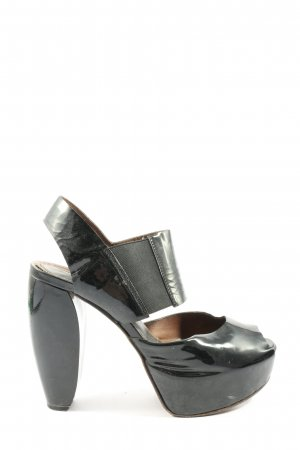 Marni Peeptoe Pumps