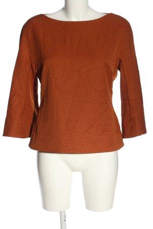 Marni Schlupf-Bluse rot Casual-Look