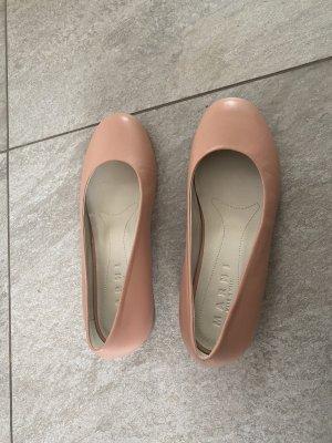 Marni Schuhe Ballerina Gr.37 Original! Neu! Leder Rosé Nude