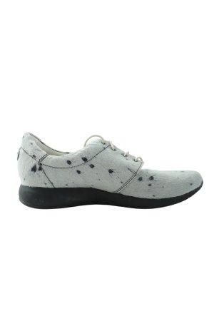 Maruti Schnürschuhe weiß-schwarz Casual-Look