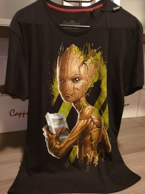 Marvel Avengers Groot T-Shirt Größe M