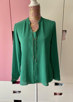 Marwa Bluse grün Größe S