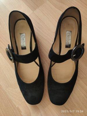 Gabor Mary Jane Pumps black