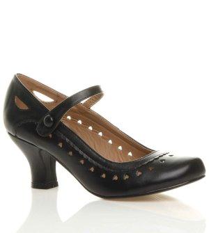 Escarpins Mary Jane noir