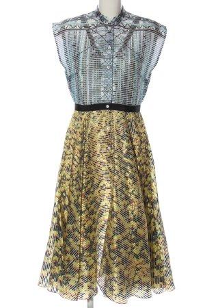 Mary Katrantzou Koszulowa sukienka Na całej powierzchni Elegancki