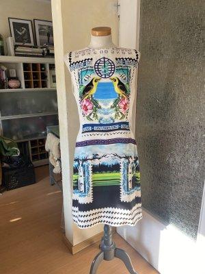 Mary Katrantzou  Kleid Seide ausgefallen schön