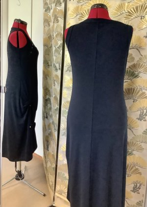 Maryan Mehlhorn Sukienka z dżerseju czarny Poliester