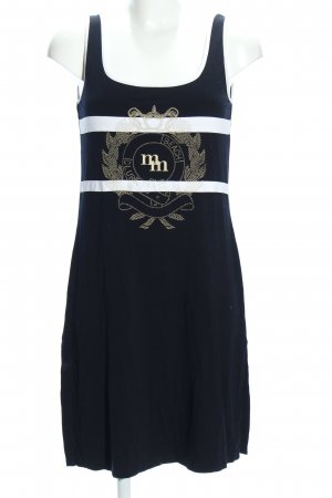 Maryan Mehlhorn Trägerkleid Motivdruck Casual-Look