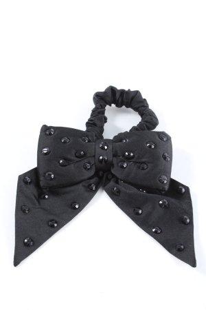 Maryjane Claverol Ribbon black casual look
