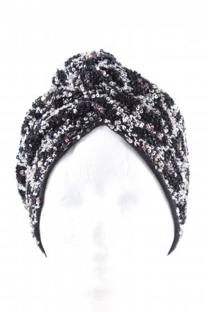 Maryjane Claverol Fabric Hat black-white casual look