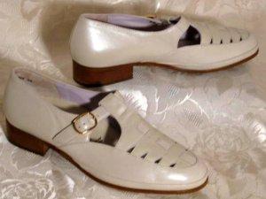 Spiess Chaussures Mary Jane beige clair