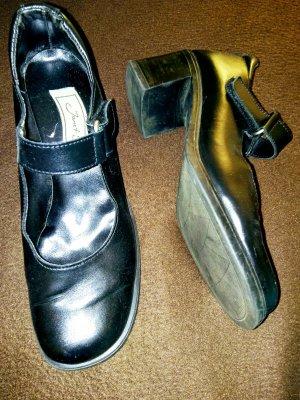 Maryjanes Damen Schuhe Riemchen