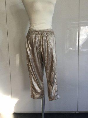 Maryley Pantalon cargo doré