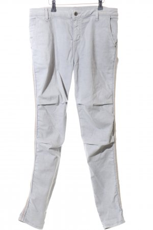 Maryley Five-Pocket-Hose hellgrau Casual-Look