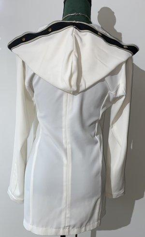 MARYLEY - italienische Bluse / Kaputzenjacke - Kaputzenblazer - Longblazer - Tunica