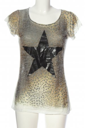 Maryley Print-Shirt Leomuster Casual-Look
