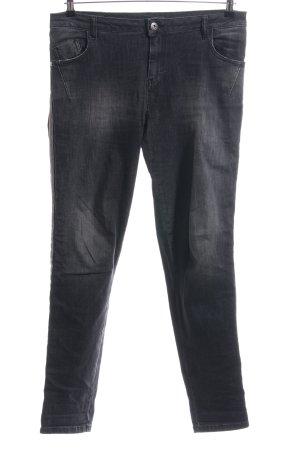 Maryley Slim Jeans hellgrau Casual-Look