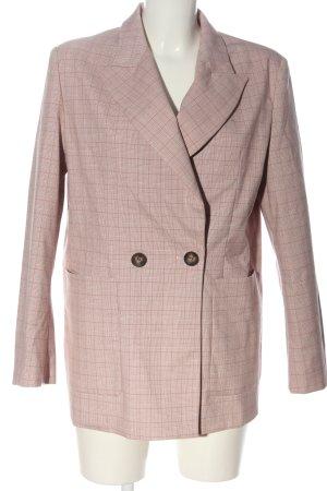 maryme Klassischer Blazer pink-white allover print business style