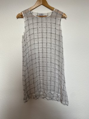 Masai Letnia sukienka biały-szary