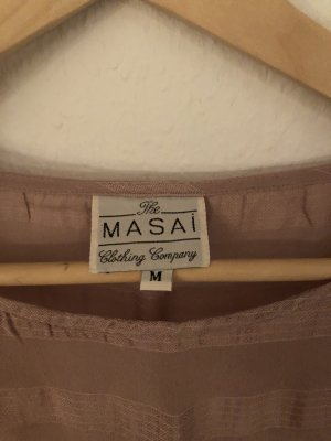 Masai Top largo color rosa dorado