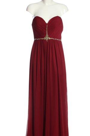 Mascara Abendkleid rot Elegant