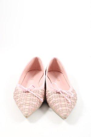 Mascaró faltbare Ballerinas pink Casual-Look