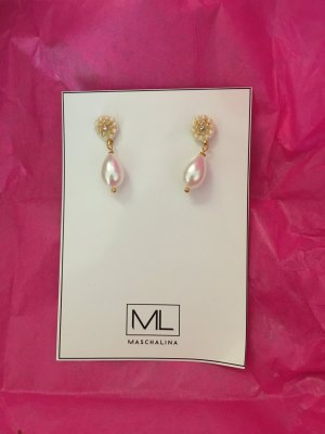 Maschalina Pearl Earring multicolored