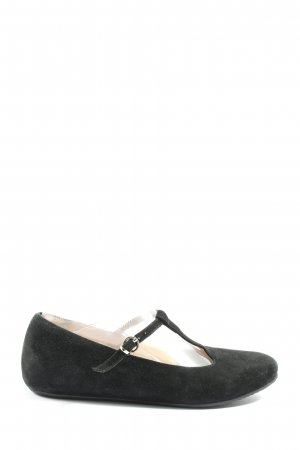 Mascotte Mary Jane Ballerinas black casual look