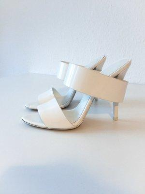 Alexander Wang Hoge hakken sandalen wit