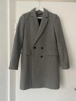 Maskuliner Mantel Zara