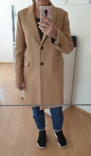 Maskuliner Wollmantel aus der aktuellen Zara Kollektion