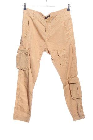 Mason's Pantalone cargo color carne stile casual