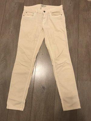 Mason's Pantalón de pana crema
