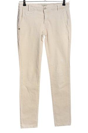 Mason's Five-Pocket-Hose wollweiß Casual-Look