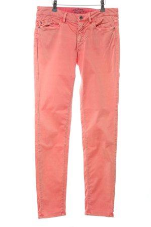 Mason's Pantalone cinque tasche rosa stile casual