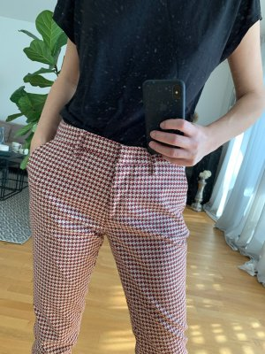 Mason's Low-Rise Trousers multicolored