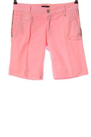 Mason's Pantalón corto rosa look casual
