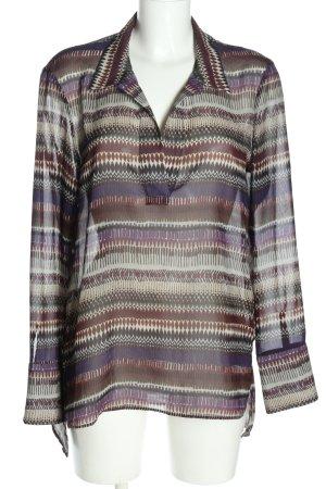 Mason's Langarm-Bluse