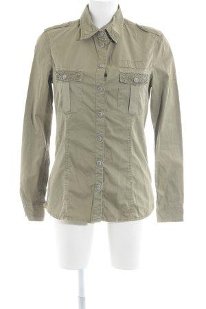 Mason's Langarmhemd khaki Casual-Look