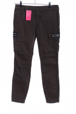 Masons Cargohose braun Casual-Look