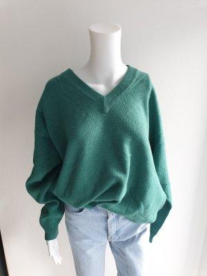 Masons Oversized Sweater cadet blue-green