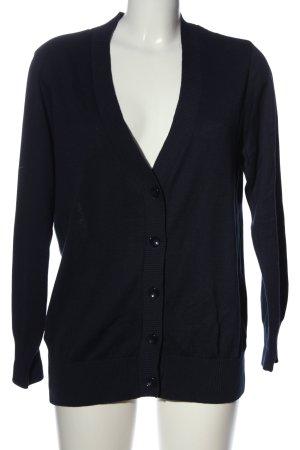 Mass Fashion Cardigan schwarz Casual-Look